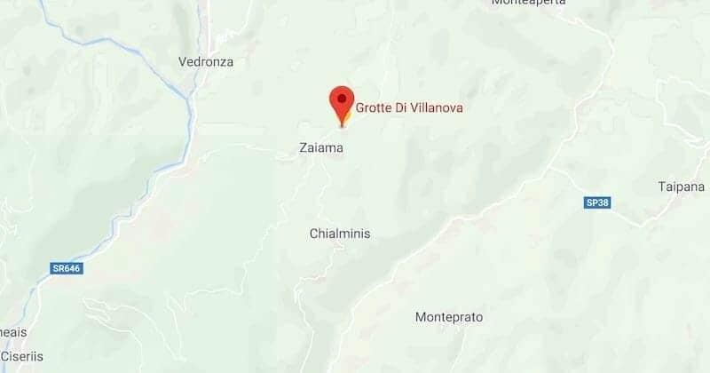 Grotta Nuova di Villanova