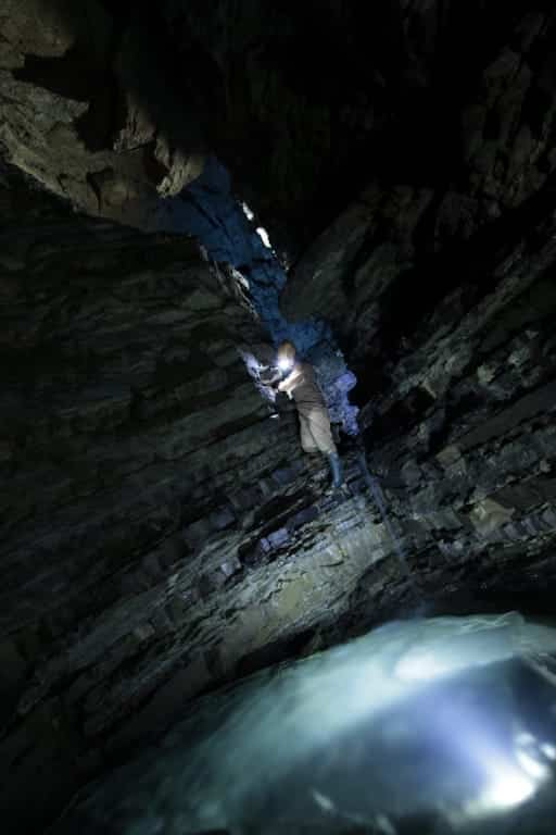 Lusevera grottor