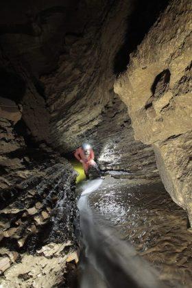 Le grotte di Villanova