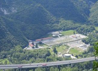 Centrale Idroelettrica di Somplago