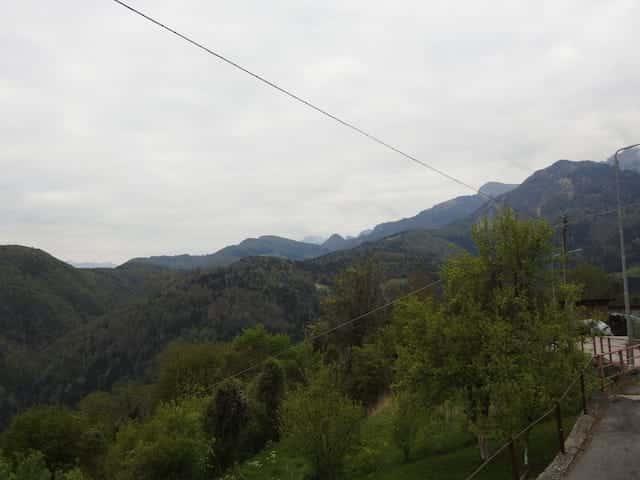Panorama da Cludinico