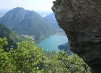 lago dei tre comuni