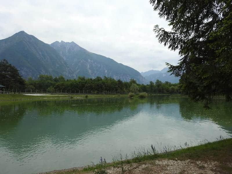 Il lago Cison