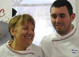 Marinella Ferigo und Davide Patat