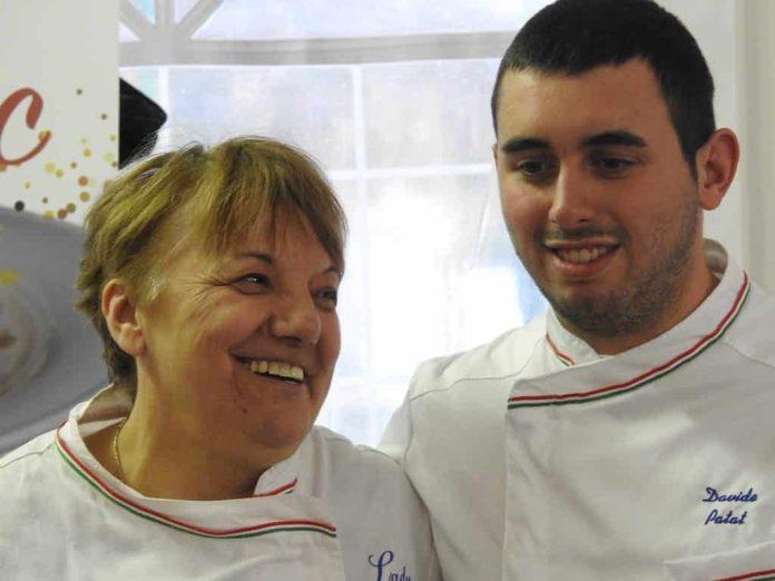 Marinella Ferigo e Davide Patat