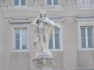 Statua di Carlo VI d'Asburgo