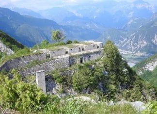 Itinerario Forte di Monte Festa