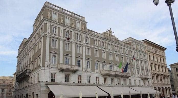 Palazzo Stratti trieste