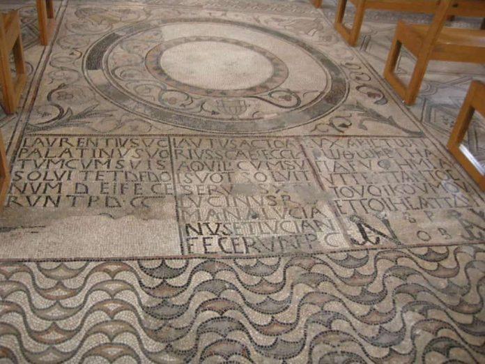 basilica di sant'eufemia grado