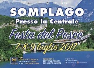 Festa del Pesce di Somplago 2017