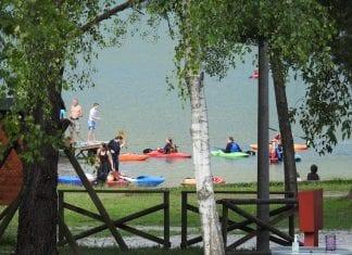 kajak Lake Cavazzo