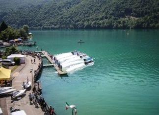 Lake of Barscis sport