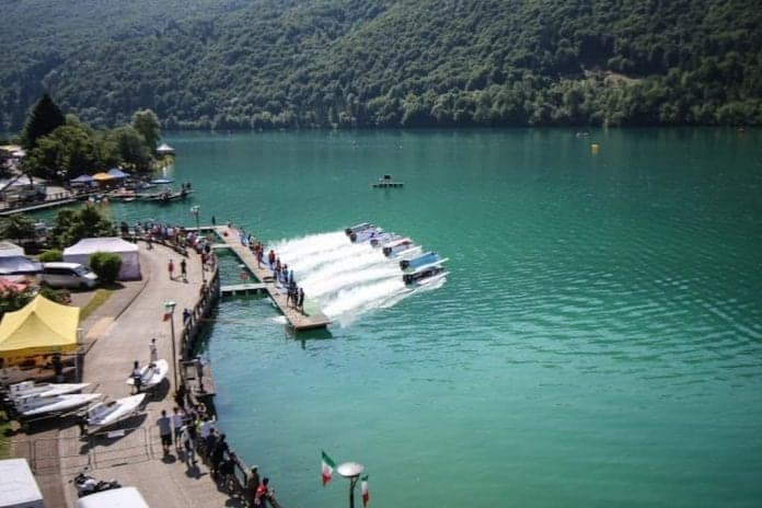 lago di barscis sport