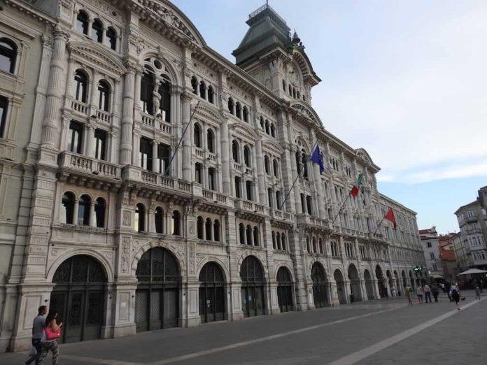 Palazzo del Municipio di Trieste
