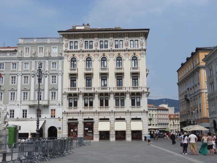Palazzo Modello a Trieste