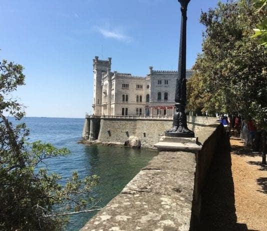 Visita al Castello di Miramare,