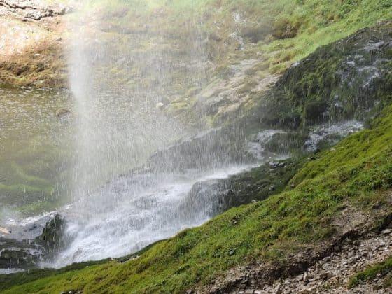 La cascata il Fontanton