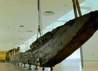 Julia Felix, römisches Schiff
