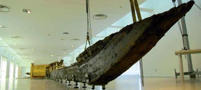 Julia Felix nave romana