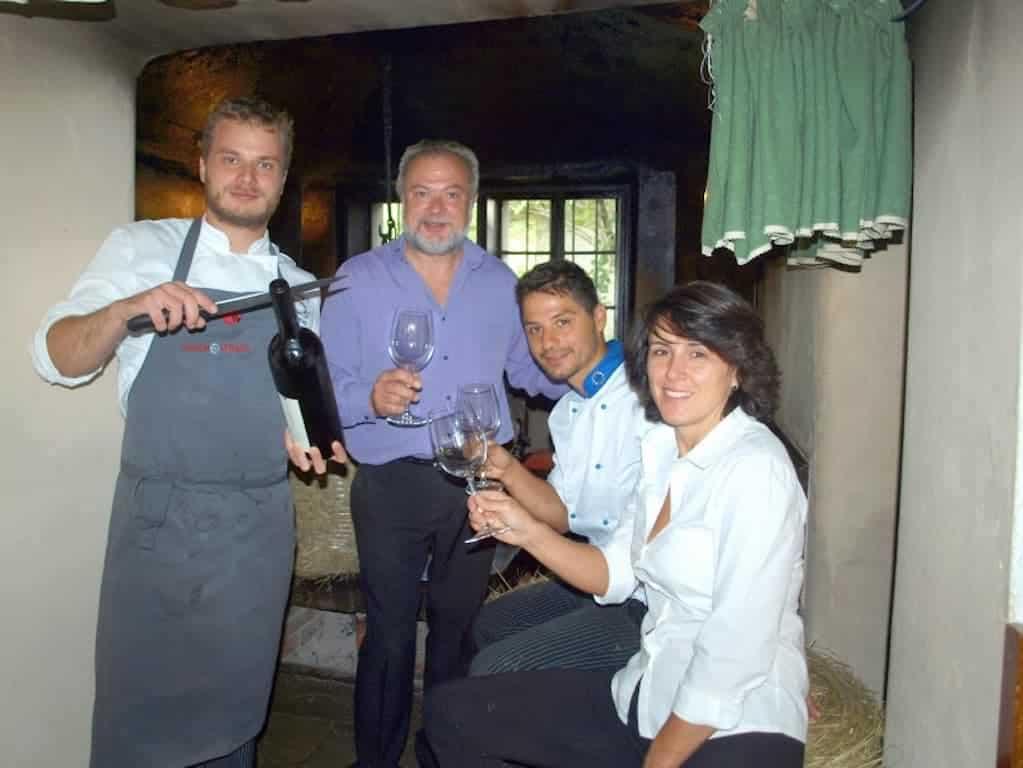Staff Osteria Stella d'Oro - Verzegnis