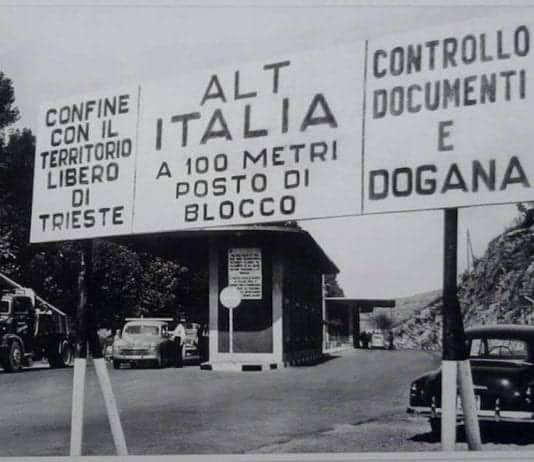 Trieste confini