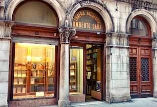 Libreria antiquaria Umberto Saba a Trieste