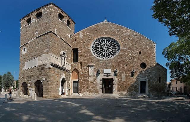 La Basilica di San Giusto a Trieste