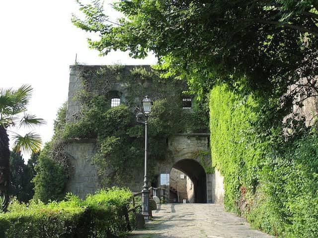Il Castello di San Giusto - Trieste
