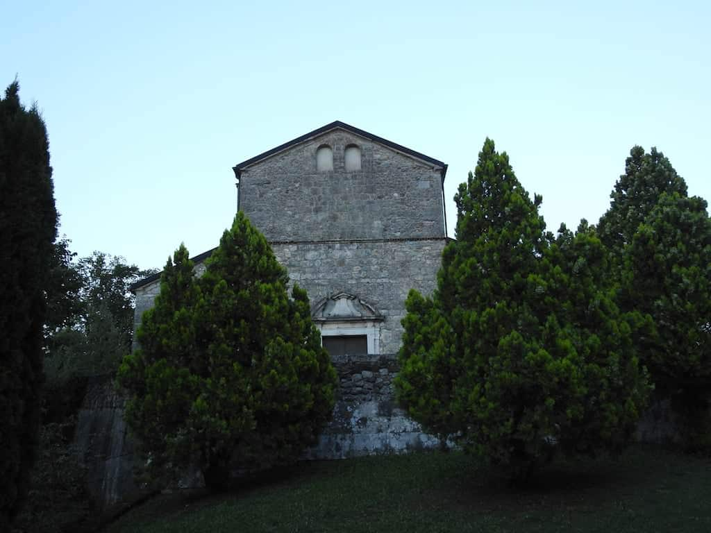 Pieve di Santa Maria Maddalena a Villa Santina