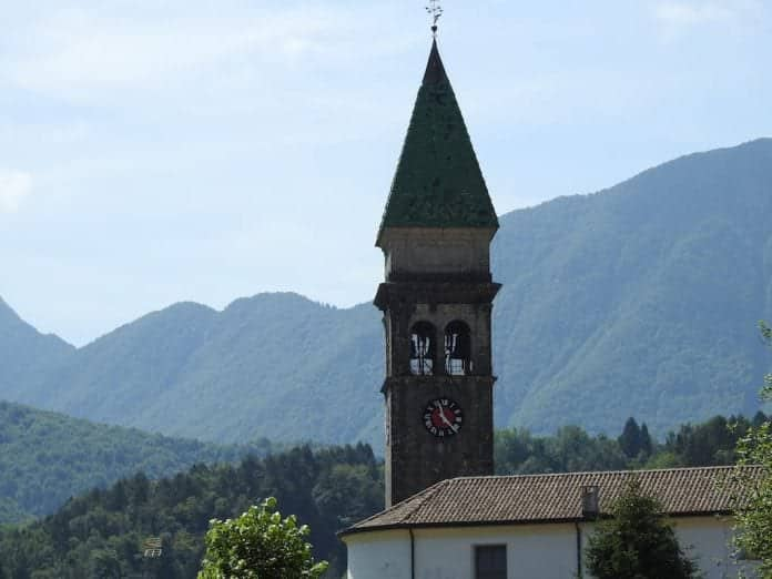 Pieve di San Martino - Verzegnis