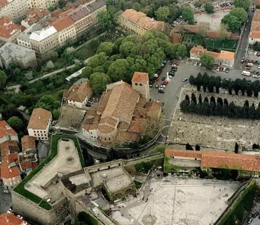 Il Colle di San Giusto a Trieste