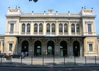 gå i Trieste