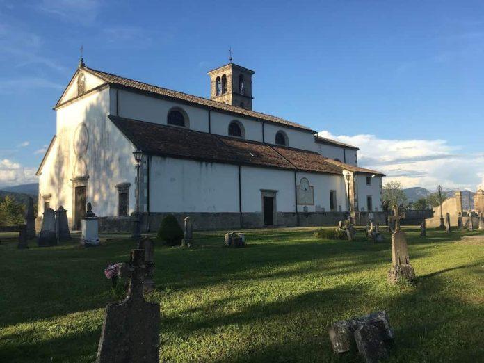 Pieve di Santa Maria Annunziata a Socchieve
