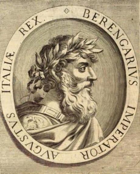 Berengario Re d'Italia
