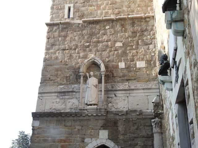 Statua di San Giusto