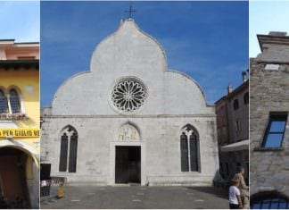 Duomo Municipio e Chiesa di San Francesco a Muggia
