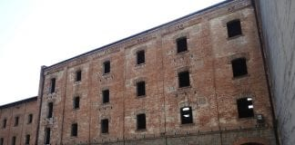 Campo concentramento nazista