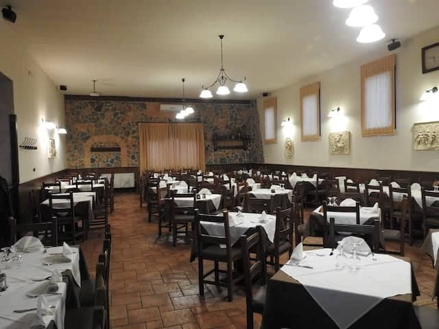 Restaurangrum