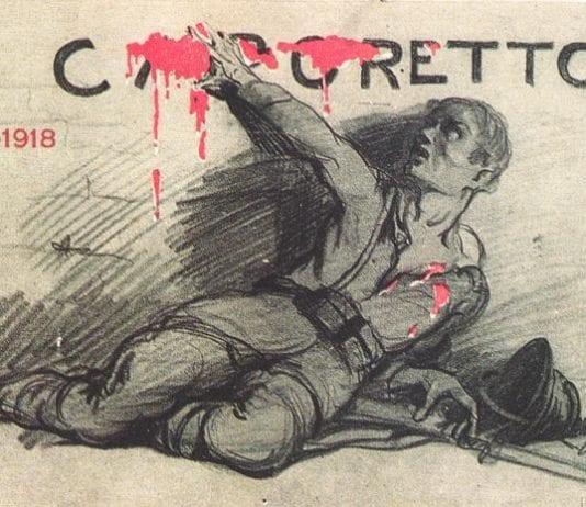 La disfatta di Caporetto