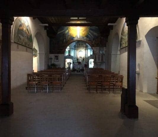 Santuario monte Lussari