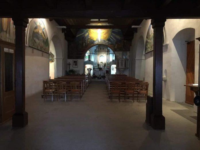leggenda Santuario di monte Lussari