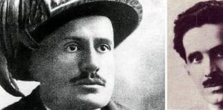 Benito Mussolini tolmezzo