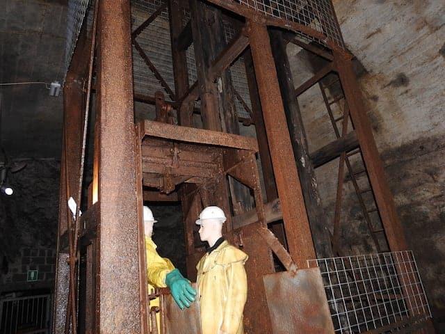 ascensore ad acqua
