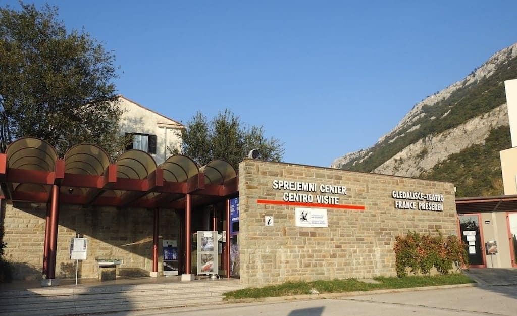 centro visite Val Rosandra