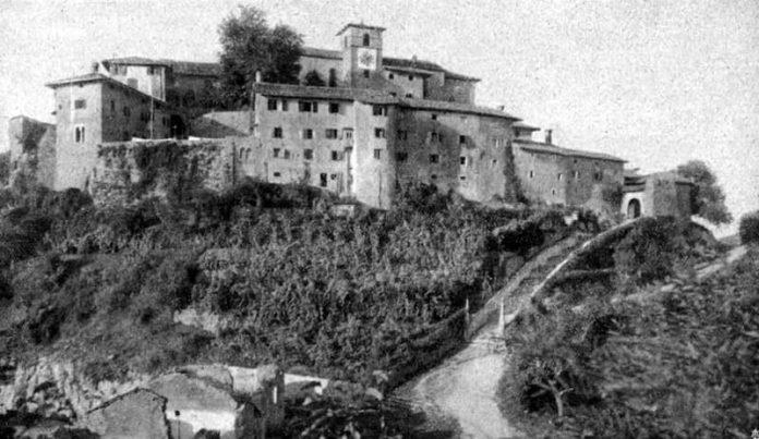 Castelmonte dopo Caporetto