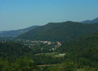 valli natisone panoramica