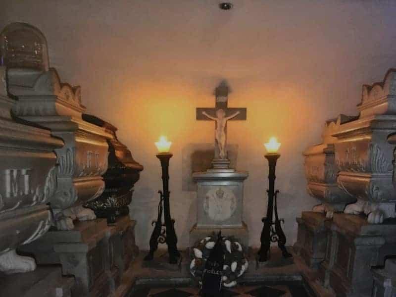 Cripta dei Borbone