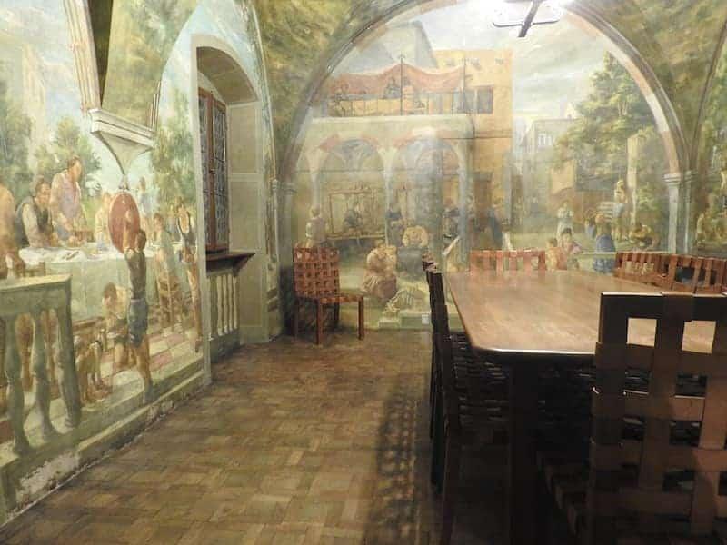 Decorazione Casa Cavazzini