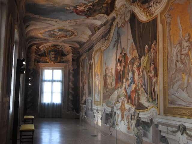Giambattista Tiepolo - Galleria degli ospiti