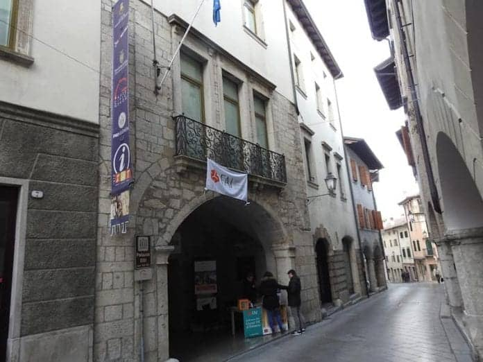 Palazzo Elti, Gemona
